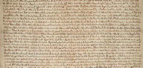 Magna Carta College Oxford Mba by Oxford Marks 800th Anniversary Of Magna Carta