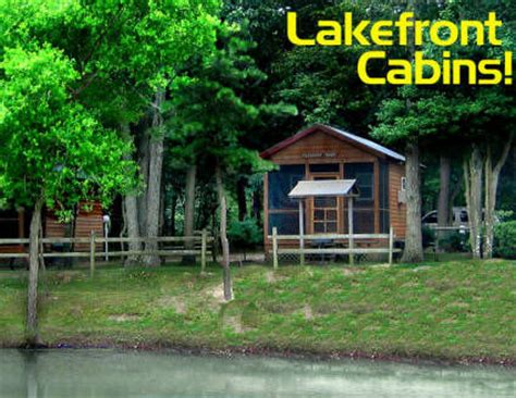 New Jersey Cabins For Rent by Beachcomber Cing Resort Cing Resort Cabin