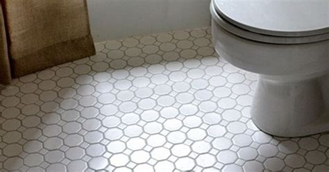 octagonal tile from lowes on floor   Bath   Pinterest   Basement bathroom, Basements and Tile