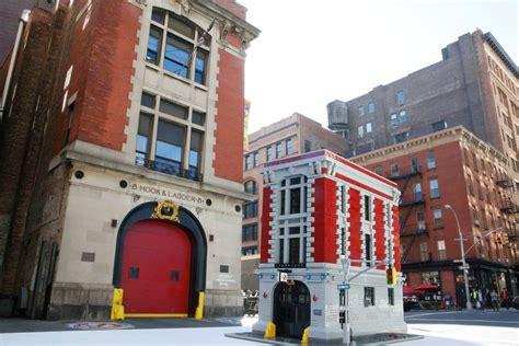 Lego 75827 Firehouse Headquarters lego ghostbusters firehouse headquarters 75827 photos