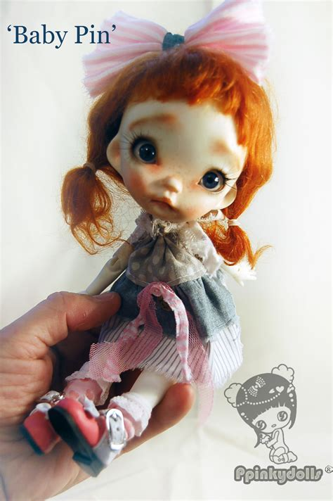 jointed doll set baby pin bjd doll set collectible resin ooak