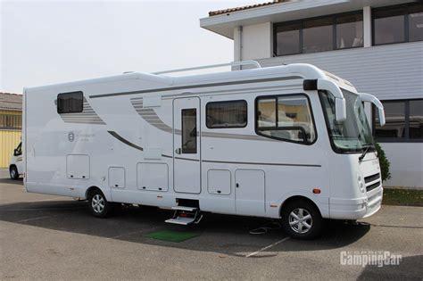 cing car poids lourd avec garage voiture comparatif 8 int 233 graux grand luxe esprit cing car