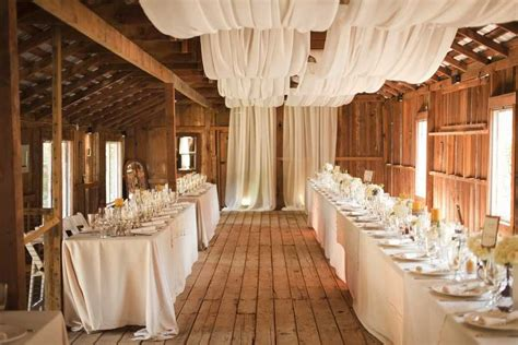 diy barn wedding reception ideas country wedding decor and ideas the country chic cottage