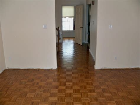 Parquet Floors Stained by New Into A Parquet Floor Page 2 Flooring