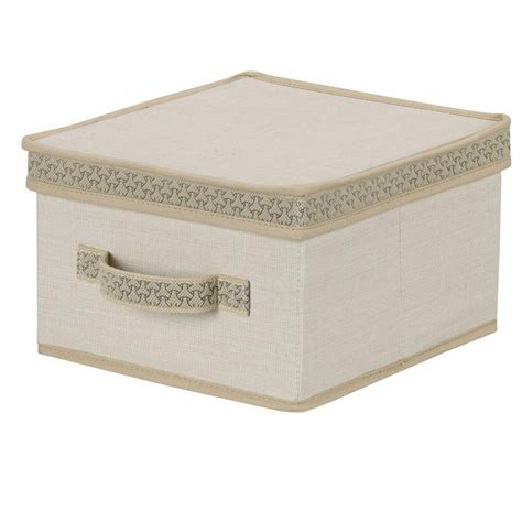 Decorative Storage Box With Lid by Decorative Trim Storage Box Removable Lid 1112 1113