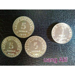 Paket Uang Mahar Koin 16 Rupiah Murah jual paket uang logam mahar nominal 15 rupiah baru koleksi uang kuno lengkap murah