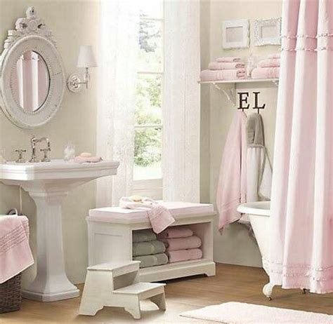 Grey and pink bathroom bathroom remodel pinterest