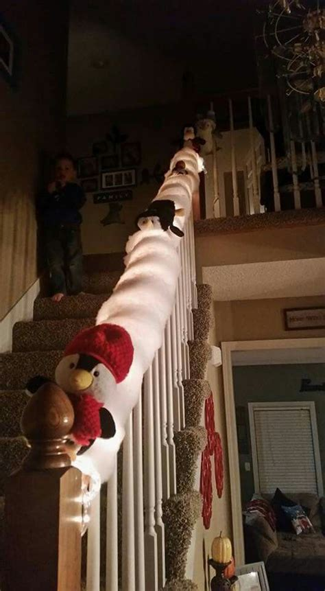 sliding down a banister 13 best images about xmas on pinterest party desserts