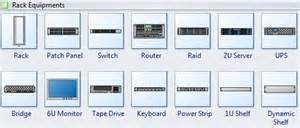 Room Arrangement Tool rack diagram software