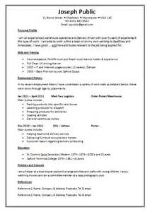 it cv template uk cv templates the lighthouse project
