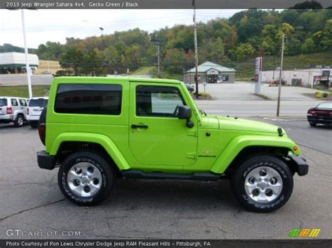 Gecko Green Jeep Wrangler Unlimited For Sale Gecko Green Jeep Wrangler 2013 For Sale Autos Post