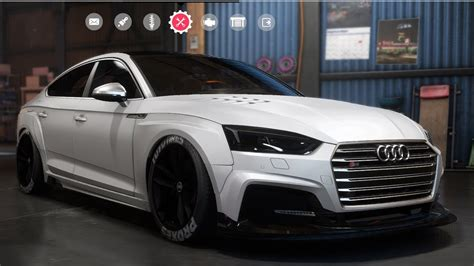 Audi S5 Sportback Tuning by Need For Speed Payback Audi S5 Sportback Customize