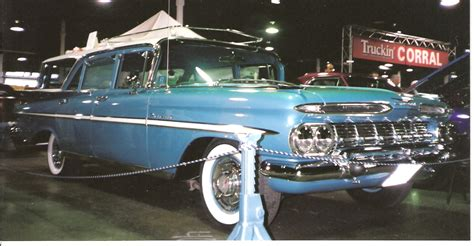 chevrolet 1959 parkwood 4door station wagon the history chevrolet parkwood wikiwand