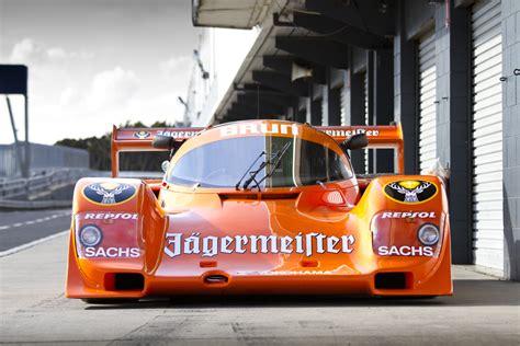 1989 J 228 Germeister Porsche 962c