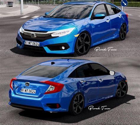 Car Mod Types by 2017 Honda Civic Typer Civic Fc5 V1 0 Car Mod