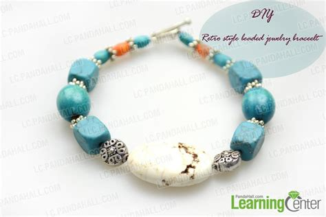 learn how to make jewelry bead bracelets tutorial how to make beaded jewelry