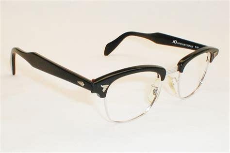 mens g american optical glasses