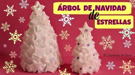 manualidades navide241as faciles de hacer diy manualidades navide 241 as f 225 ciles c 243 mo hacer un 193 rbol de navidad con estrellas navidad