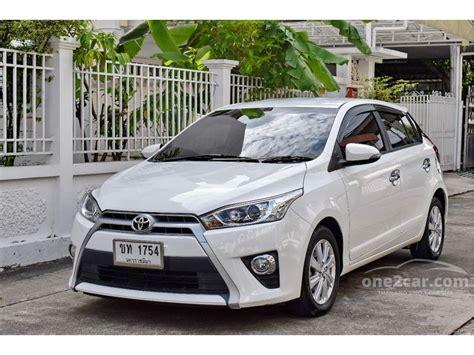 2015 Toyota Yaris 1 5 G At toyota yaris 2015 g 1 2 in กร งเทพและปร มณฑล automatic