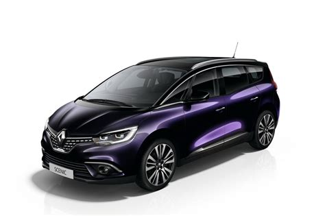 renault scenic renault scenic family graced with high end initiale