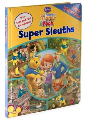 Looking For My Friend Search My Friends Tiger Pooh Sleuths Look And Find Series By Lobo