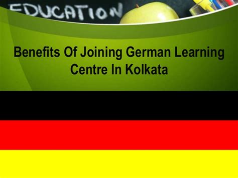 Distance Mba Course In Kolkata by Learn German Language In Kolkata How To Learn German Ebook