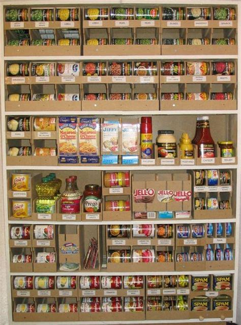 Can Organizer For Pantry by Des Id 233 Es De Garde Manger