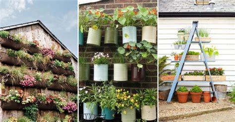 11 ideas para montar tu 12 ideas para montar jardines verticales notas la biogu 237 a