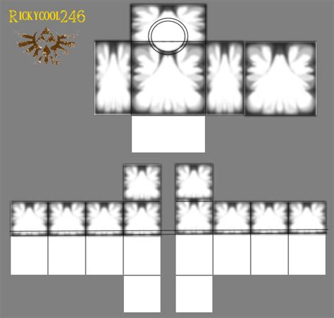 white shirt template roblox www imgkid com the image