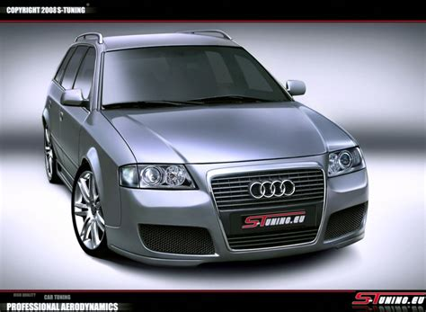 Audi A6 C5 Tuning by Audi A6 C5 Tuning Předn 237 N 225 Razn 237 K Facelift