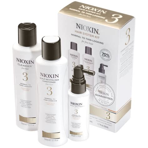 hair products for fine wiry hair nioxin hair system kit 3 for fine chemically treated hair
