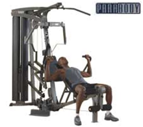 parabody gs6 multigym equipment review compare