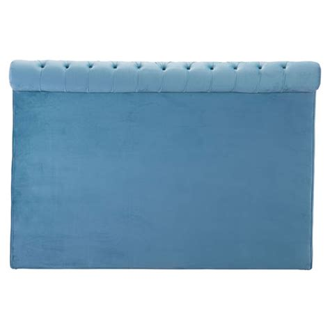 Floor And Decor Brandon Fl by 28 Blue Velvet King Headboard Safavieh Cory Royal