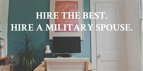 military spouse unemployment hawaii hire the best hire a military spouse madskills