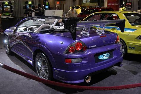 Pics For Gt Fast And Furious Purple Eclipse Tyrese