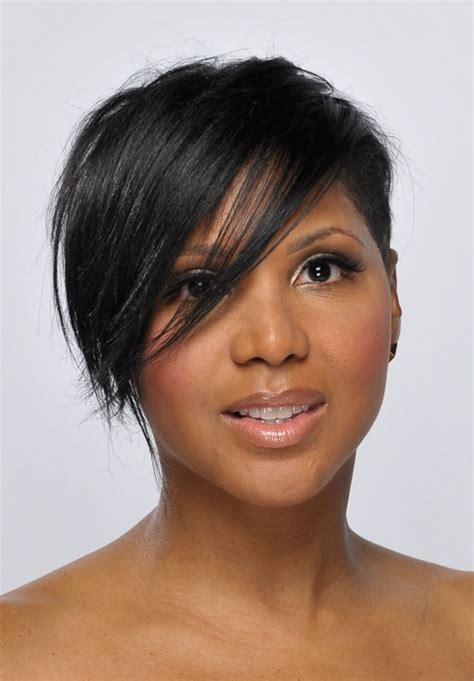 tony braxton hairstyles sexy celebrity short hairstyles