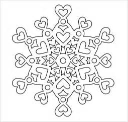 Snowflake Templates Easy by Snowflake Templates 49 Free Word Pdf Jpeg Png Format