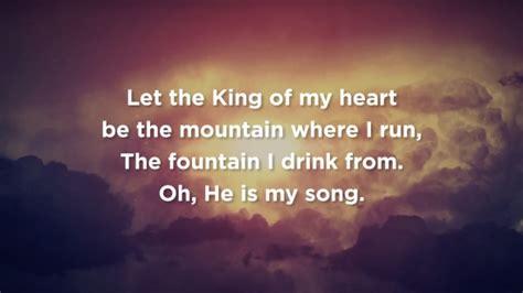king   heart worshipteamtv sermonspice