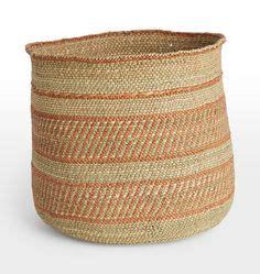 woven decoration iringa basket planter basket basket