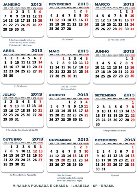 calendario 2013 printable calendar calendario 2013