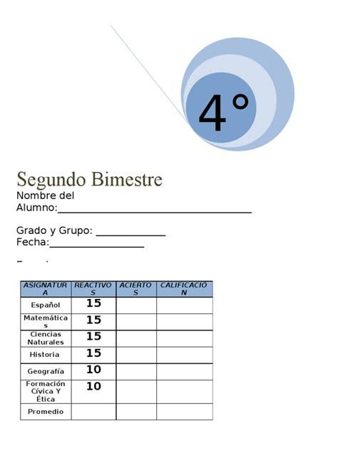 examen 10 espaol 1 el otoo de 2012 forgeology examen lainitas 4to grado bimestre 2 2011 2012