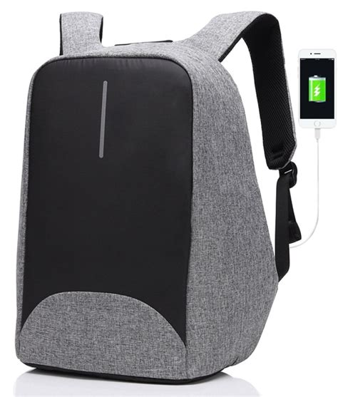 Backpack With Usb Charging Port anti theft business laptop backpack with usb charging port
