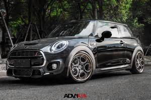 Custom Mini Cooper Wheels Mini Cooper S Adv05c Track Spec Cs Concave Wheels