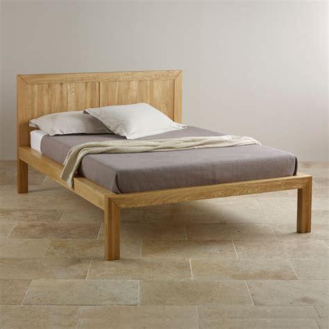 oak bedroom sets king size beds fresco solid oak king size bed bedroom furniture