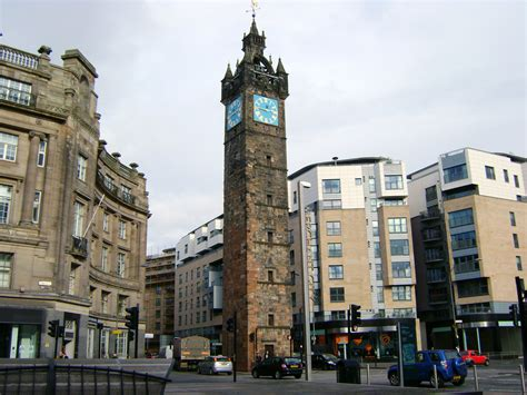Search Glasgow File Glasgow Tolbooth Steeple Glasgow Jpg Wikimedia Commons