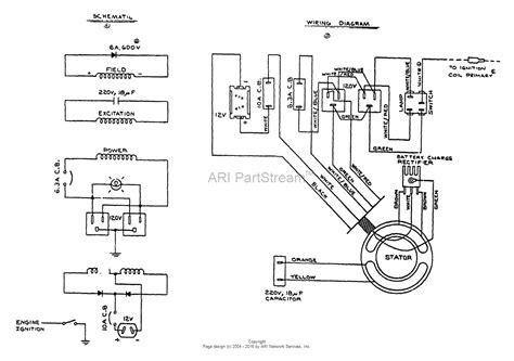 generac portable generator wiring diagram generac just