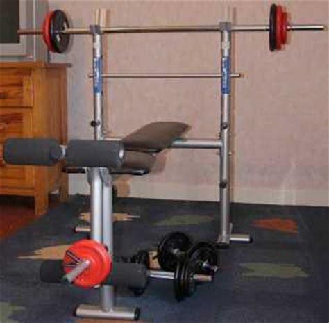 banc de course a vendre banc musculation a vendre muscu maison