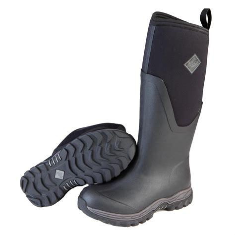 s rubber boots s muck arctic sport ii waterproof insulated