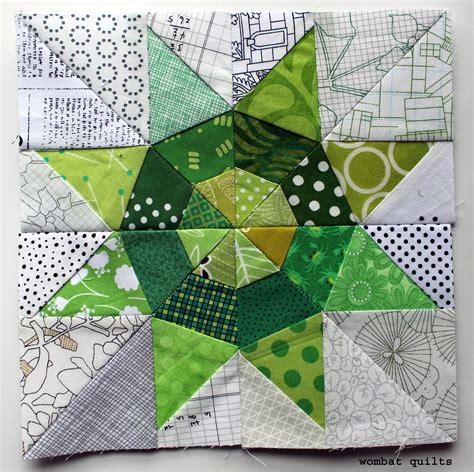 Free Modern Quilt Block Patterns by Modern Scrap Quilt Block