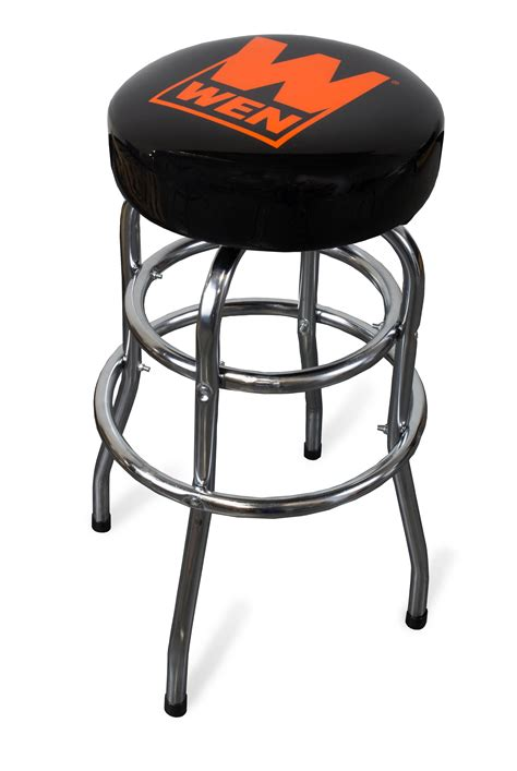 Bar Stools For 300 Pounds wen 300 pound capacity chrome plated bar stool